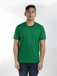 Forest Green Sun Plain T-Shirt