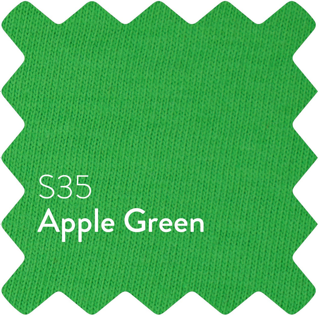 Apple Green Sun Plain Women's T-Shirt