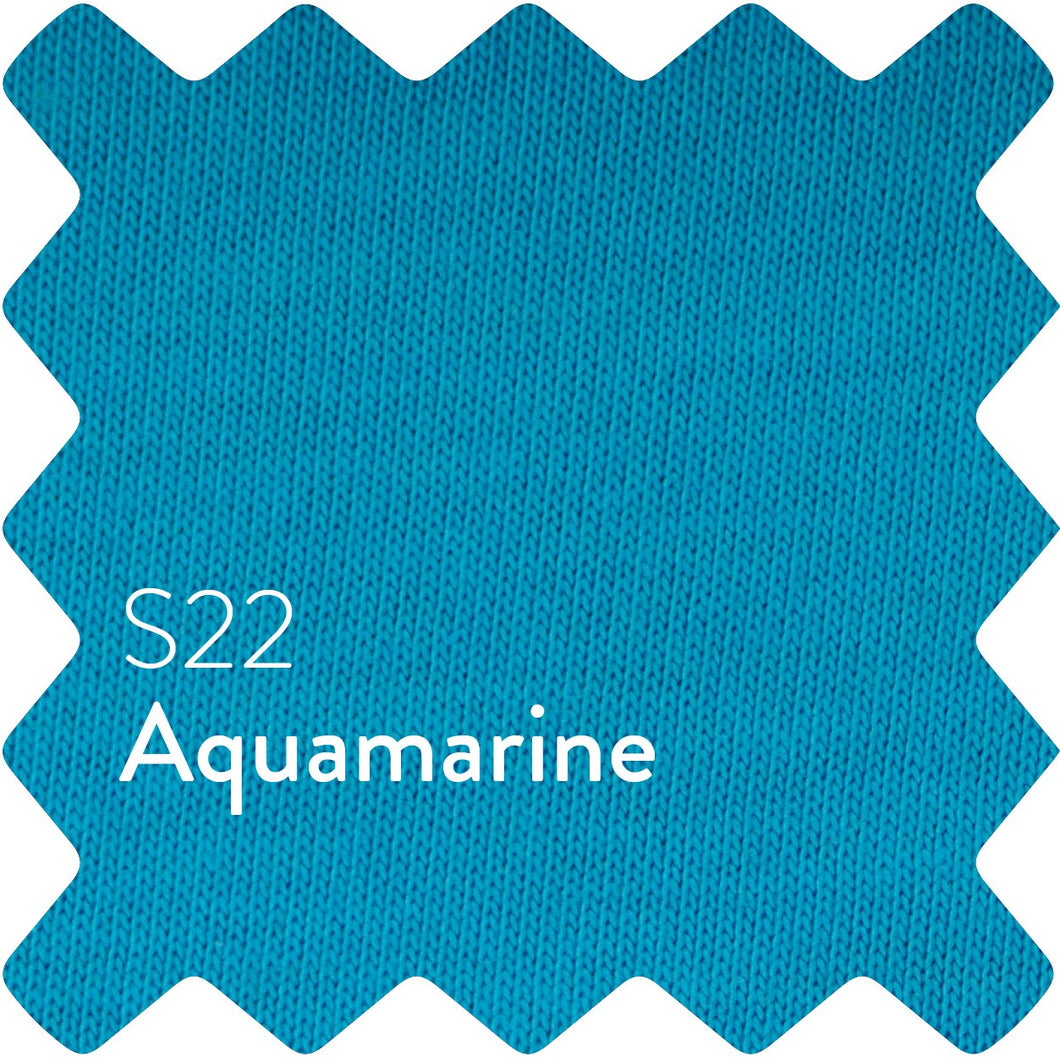 Aquamarine Sun Plain Women's T-Shirt