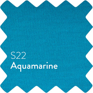 Aquamarine Sun Plain T-Shirt