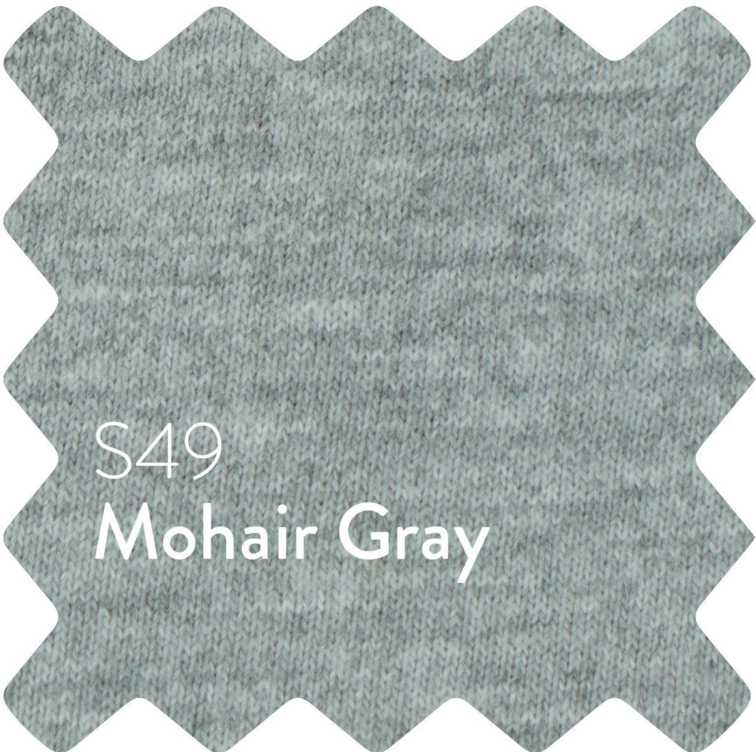 Mohair Gray Sun Plain Women's T-Shirt