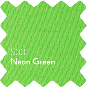 Neon Green Sun Plain Women's T-Shirt