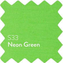 Load image into Gallery viewer, Neon Green Sun Plain T-Shirt