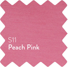 Load image into Gallery viewer, Peach Pink Sun Plain Women's T-Shirt