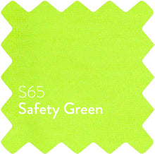 Load image into Gallery viewer, Safety Green Sun Plain T-Shirt