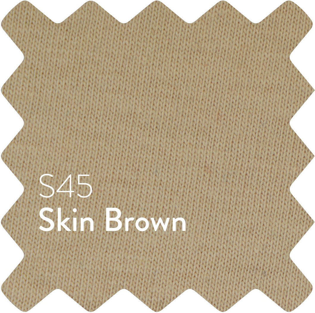 Skin Brown Sun Plain Women's T-Shirt