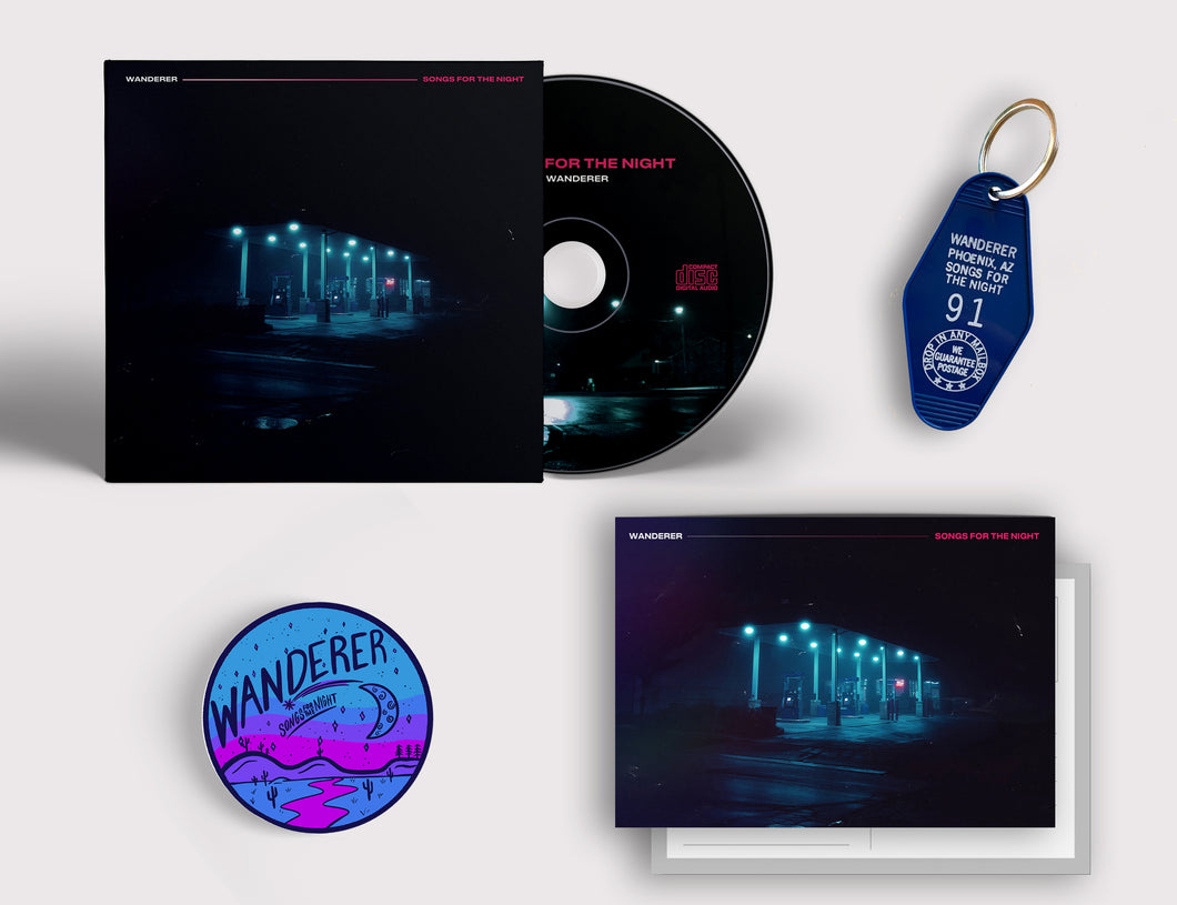 Songs For The Night - Album Bundle