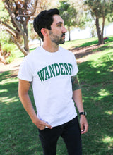 Load image into Gallery viewer, College Tee - Green