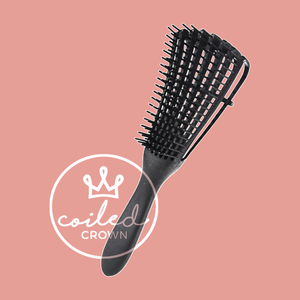Coiled Crown® Flexy Brush