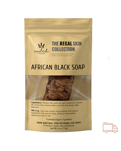 African Black Soap - The Regal Skin Collection™
