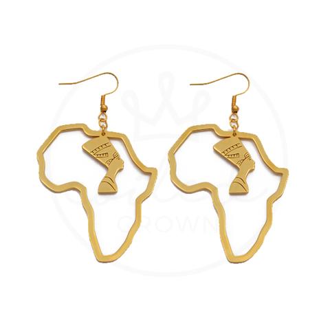 Queen of Africa Earrings