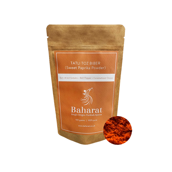 100g of Tatli Toz Biber (Sweet Paprika Powder)