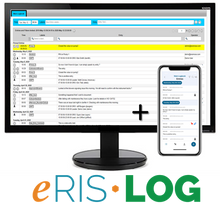 Load image into Gallery viewer, eRIS-LOG with Mobile