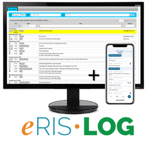 eRIS-LOG with Mobile