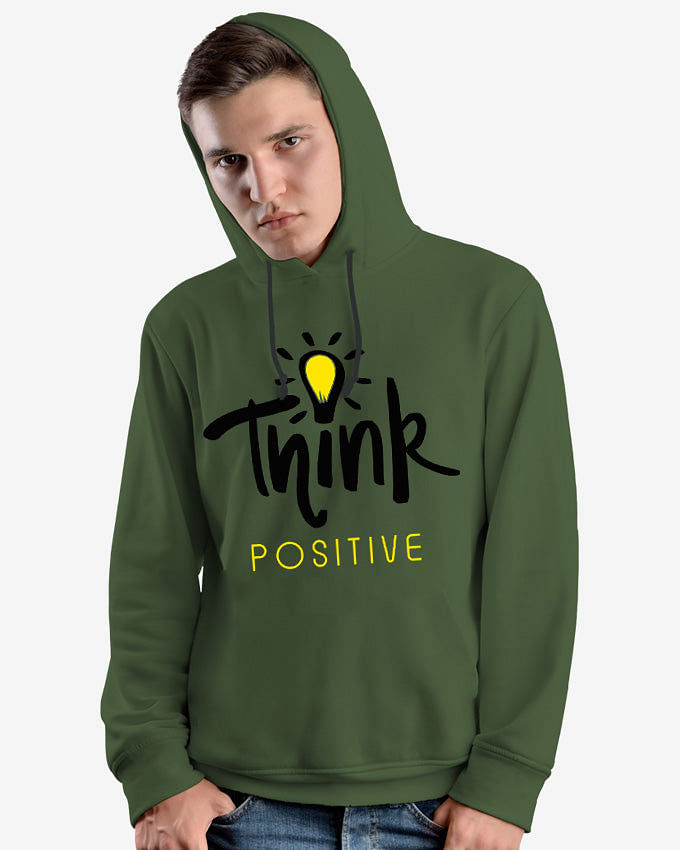 Think Army Dark Green Sweatshirt | IZO Stores