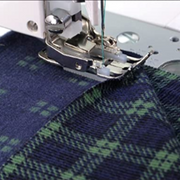 Walking Presser Foot-Perfect for Matching Stripes & Plaids