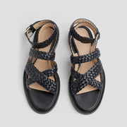 Pi Clue Daily Summer Flat Heel Sandals