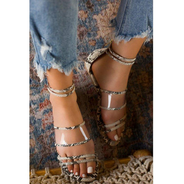 Pi Clue Summer Sandals