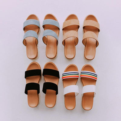 2020 Top Rated Comfortable Wedge Sandals