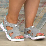 Summer Low Heel Sandals