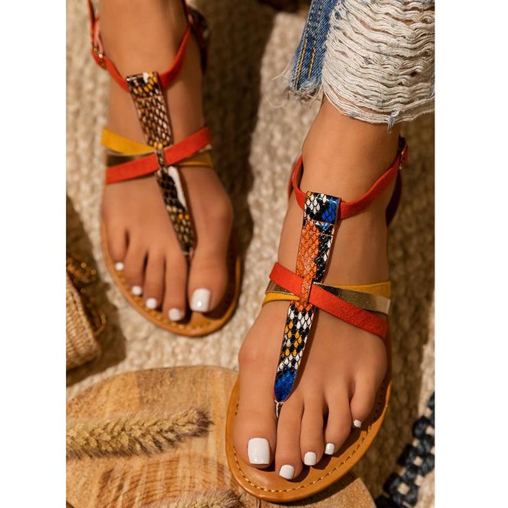Artificial Leather Sandals