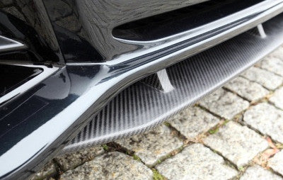 Carbon Front Lip Flipper RS8 for Audi A8 D4