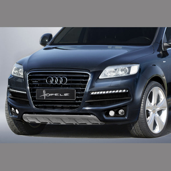 Audi Q7 Front Bumper Conversion Strator By Hofele For
