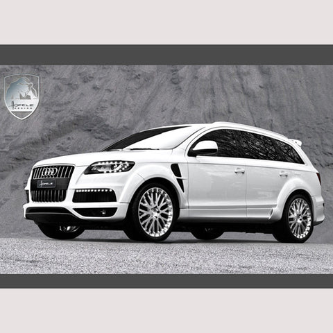 "Audi Q7 Wide Body Kit ""STRATOR GT 780"" by Hofele"