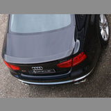 Audi A8 D4 Rear Trunk Spoiler by Hofele