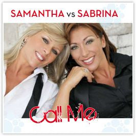 Samantha Fox vs Sabrina - Call Me (remixes) CD Single