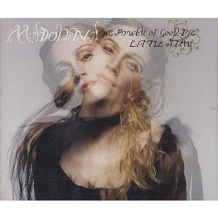 Madonna - Power of Goodbye (2 track CD single)