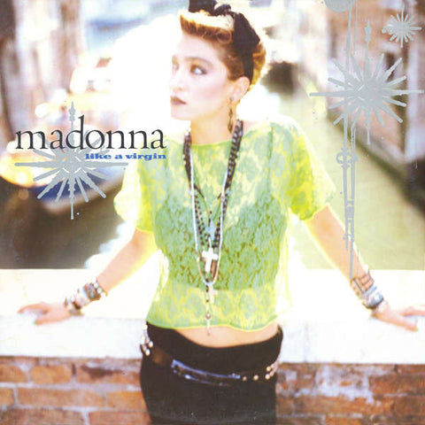 MADONNA -Like A Virgin (IMPORT) CD single