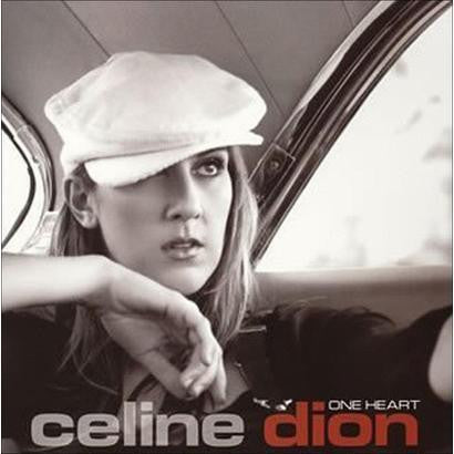 Celine Dion One Heart (Remixes) CD single