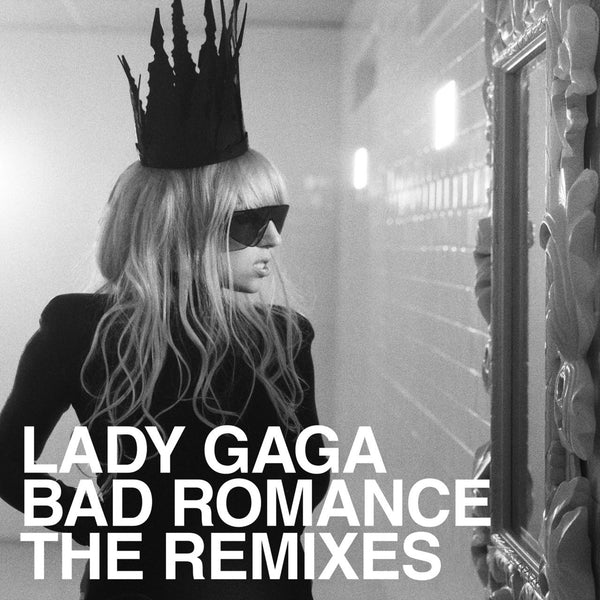 Lady Gaga - Bad Romance: The Remixes USA Maxi single CD (New)