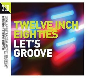 Twelve Inch 80's: Let's Groove / Various (IMPORT 3CD set)