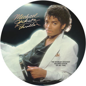 Michael Jackson - Thriller - 25th Anniversary Vinyl Picture Disc LP