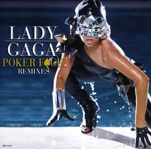 Lady Gaga - Poker Face (Remix CD Single) Official USA Maxi
