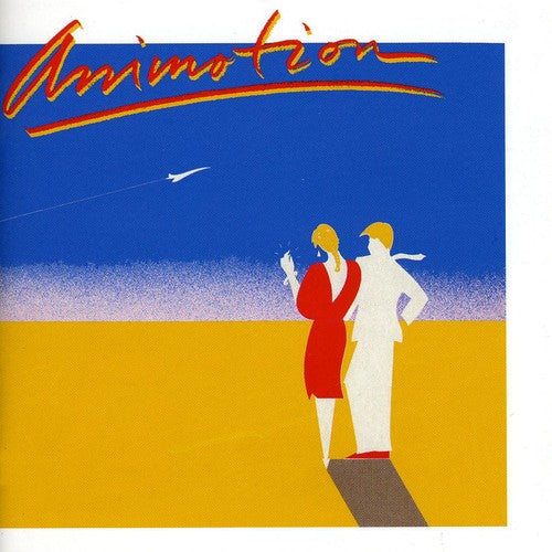 Animotion  - Animotion UK Import remastered & expanded CD - new