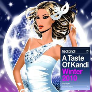 Hed kandi - A Taste Of Kandi: Winter 2010 - Import CD