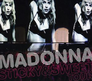 Sticky & Sweet Tour (With DVD, 2PC) Madonna