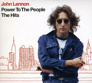 John Lennon -Power to the People: The Hits CD (With DVD, Remastered, 2PC)
