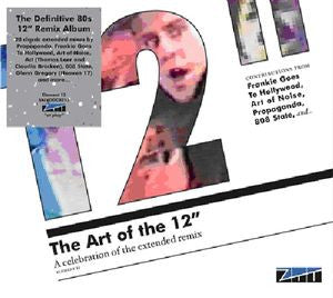 Art of 12 Inch / Various 2PC [Import] New
