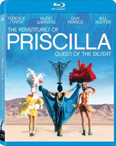 The Adventures of Priscilla, Queen of the Desert - Blu-Ray (Sale)