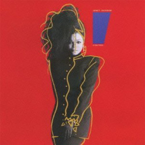 Janet Jackson - CONTROL (2019 remastered LP VINYL)  NEW