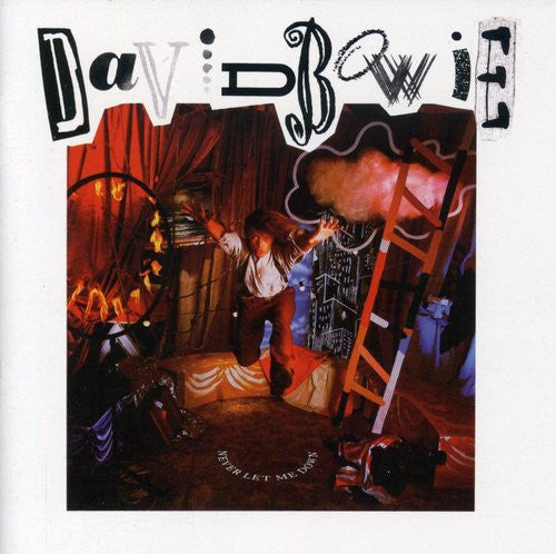 David Bowie - Never Let Me Down CD (Import)