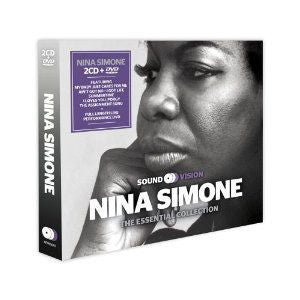 Nina Simone - The Essential Collection - 2CD+DVD Set
