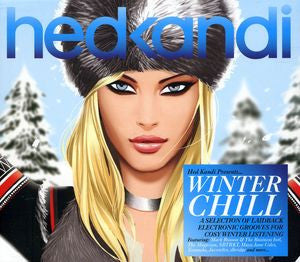 Hed Kandi - Winter Chill - Import 2CD