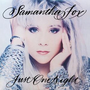 Samantha Fox - Just One Night (Deluxe Edition) Remastered CD