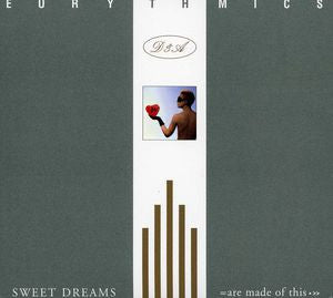 Eurythmics - Sweet Dreams (Are Made of This) Remastered + bonus  Digipack CD NEW