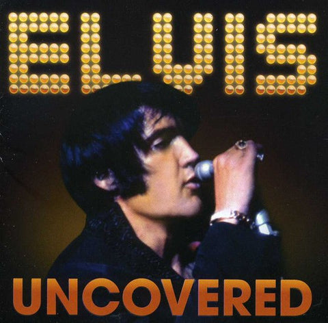 Elvis Presley -  Uncovered CD  2012